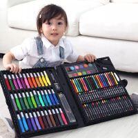 【悦乐朵玩具】儿童150件套水彩笔绘画套装油画棒蜡笔美术画笔画画工具手工涂鸦文具用品玩具3-6-12岁
