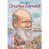 Who Was Charles Darwin? 漫画名人传记:查尔斯�q达尔文 ISBN9780448437644