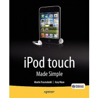 【预订】iPod Touch Made Simple
