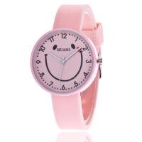 韩版果冻时尚儿童手表女孩卡通可爱软妹学生小清新手表