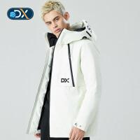 【年货节:671元】Discovery户外秋冬男式羽绒服DADG91833