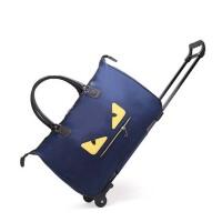 拉杆包   小怪兽行李包  手提旅游包  登机箱 男女包旅行包