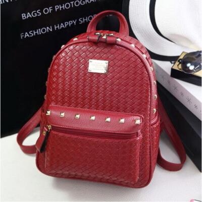 女士包包双肩包背包韩版学院风书包女包送女友爱人礼物