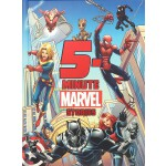 英文原版绘本 5-Minute Marvel Stories 漫威5分钟故事集 英雄复仇者联盟 银河护卫队 12个故事