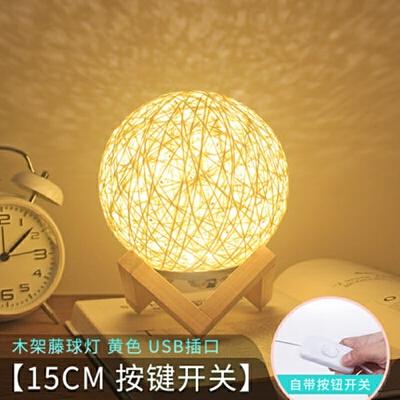 【限时7折】豫见美农创意LED小台灯 大学生宿舍学习儿童阅读护眼灯 寝室夹子卧室床头