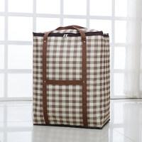 特大号搬家袋被子收纳袋加厚防潮水牛津布棉被袋托运打包袋行李袋