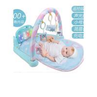 婴儿脚踏钢琴宝宝健身架3-6-12个月新生儿玩具音乐摇铃0-1岁 抖音