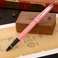 送墨水 606系列多色墨水笔 财务笔 细钢笔0.38mm学生用笔尖 0.38mm