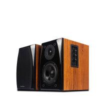 2018新款 丹麦之笙A2木质电脑音箱2.0书架蓝牙家用有源音响
