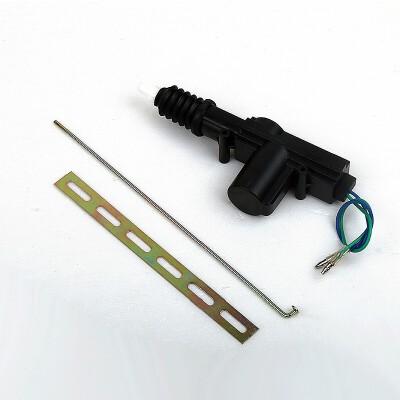 12V通用 二线中控锁 DIY改装尾箱马达 中控锁 汽车中控 下单请备注车型为您精确匹配或联系客服