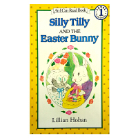 英文原版 Silly Tilly and the Easter Bunny [4-8岁]