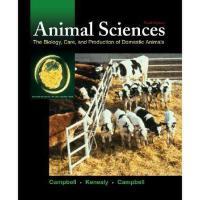 【预订】Animal Sciences: The Biology, Care, and Production of D