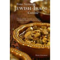【预订】Mama Nazima's Jewish-Iraqi Cuisine: Cuisine, History, C