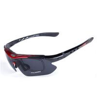 偏光骑行眼镜户外运动男近视女跑步自行山地车护目眼镜装备