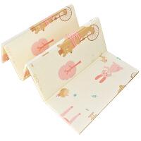 宝宝爬行垫加厚 可折叠婴儿爬爬垫 客厅家用 无味泡沫儿童地垫子