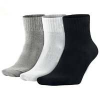 袜男四季色中筒袜 旅游休闲运动男士袜子 均码