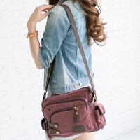 手提包女小包链条包帆布包女水桶包帆布袋潮流女包新款帆布包韩版单肩包女斜挎包小包包休闲女式包.