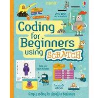 Coding for Beginners Using Scratch 英文原版 儿童Scratch编程入门 全彩精装 英国Usborne出版社