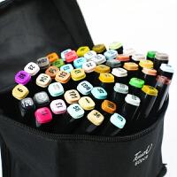 马克笔套装12色36色48色80色 168色送笔袋送马克笔盒子