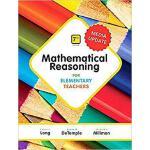 【预订】Mathematical Reasoning for Elementa 9780134758824