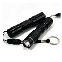 家用迷你强光小手电筒LED节能手电筒礼品手电筒 3W手电筒