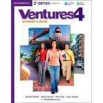 【预订】Ventures Level 4 Student's Book with Audio CD