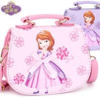 迪士尼儿童包包可爱手提女孩公主时尚斜挎包宝宝迷你小包女童单肩