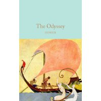 奥德赛 英文原版 The Odyssey Homer Macmillan Collector's Library