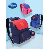 男童1-3-6年级双肩米奇休闲韩版儿童男孩背包小学生迪士尼书包
