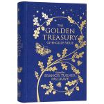 黄金财富 经典英国诗歌 英文原版 Collectors Library系列 The Golden Treasury o