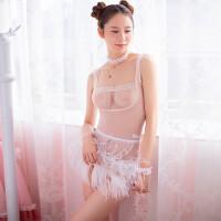 情趣内衣小胸性感蕾丝透视sm角色扮演女仆装制服情趣套装激情用品