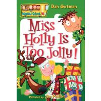 My WeirdSchool 14:Miss Holly Is too Jolly