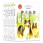中外经典动物小说 全5册 神犬拉德/荒野求生/狼种/虎崽传奇/熊王托儿 精品动物小说套书集 震撼心灵的动物成长小说 正