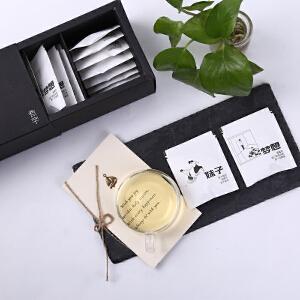 煮字 袋泡锌硒甜茶35包盒装 办公室减压茶 文艺青年必备 包邮
