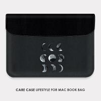 新款苹果笔记本电脑内胆包2mac book 13.3寸air pro15寸,14寸月食黑 11寸Air 电脑包 其它尺