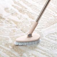 浴室长柄硬毛刷子户外瓷砖地板刷 卫生间浴缸刷地板清洁刷地砖刷