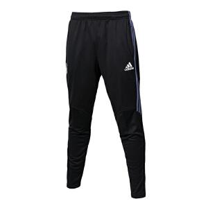 Adidas阿迪达斯男裤 足球训练运动小脚长裤 AO3099