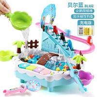 女童玩具六岁儿童钓鱼玩具磁性戏水超大3-6周岁大号电动男孩4岁5
