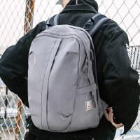 时尚潮流电脑包 韩版休闲旅行双肩包 新款背包男大中学生书包双肩背包