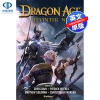 英文原版 龙腾世纪:特文特之夜 Dragon Age: Tevinter Nights 儿童青少年科幻文学读物 中小学生