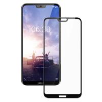 诺基亚x6全屏钢化膜 诺基亚 X6全屏钢化膜 诺基亚x6钢化玻璃膜 贴膜 高清防刮防爆手机保护膜