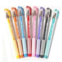 笔袋可爱卡通创意复古巴黎铁塔笔袋大容量文具盒化妆包学生文具盒敞开式