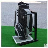 户外新品 球包架 golf练习场用品球杆架 铁制造 可拆卸
