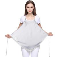 防辐射服孕妇装防辐射衣服银纤维肚兜围裙内穿四季款春夏通用9185 均码