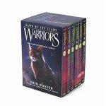 猫武士 英文原版 Warriors Dawn of the Clans 第五部曲 族群黎明 6册全套装