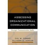 【预订】Assessing Organizational Communication: Strategic Commu