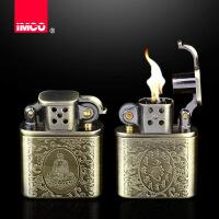 奥地利打火机 爱酷IMCO 品牌 防风煤油纯铜异形机 燃油火机