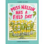 Miss Nelson Has a Field Day尼尔森小姐球赛一天ISBN9780395486542