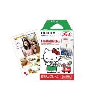 富士拍立得 mini8/9/7s/25/70/90 相机通用相纸kitty相纸10张