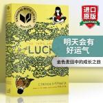 明天会有好运气 英文原版小说 The Thing About Luck 美国国家图书奖金奖 纽伯瑞文学奖金奖 英文版儿